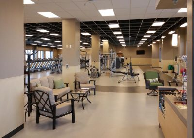 Colston Wellness Center
